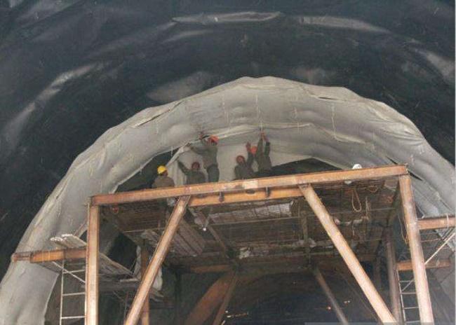 隧道土工膜